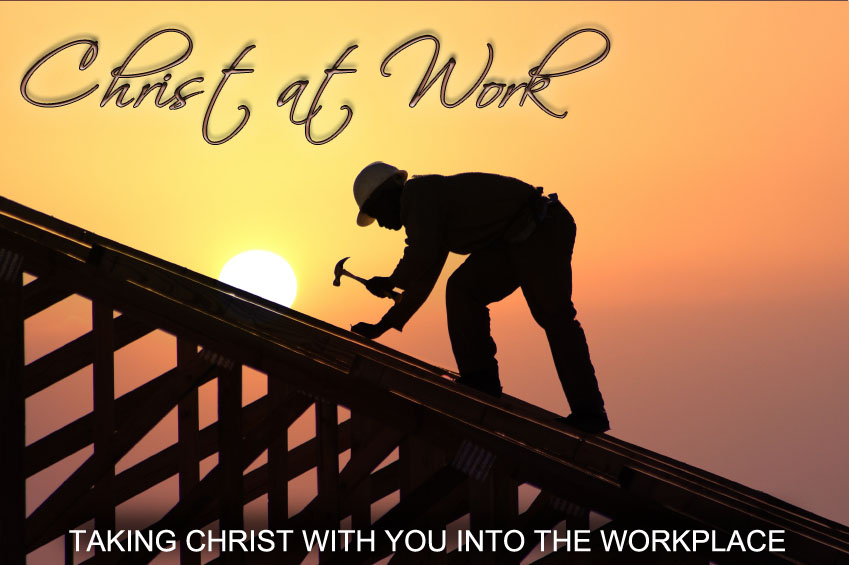 Christ at Work image