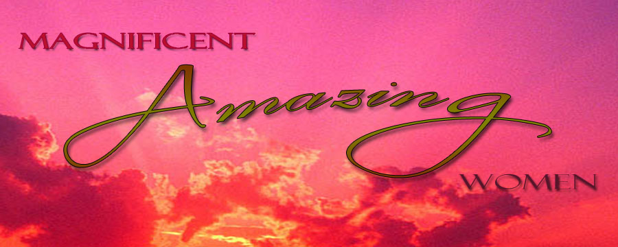 Magnificent Amazing Women logo